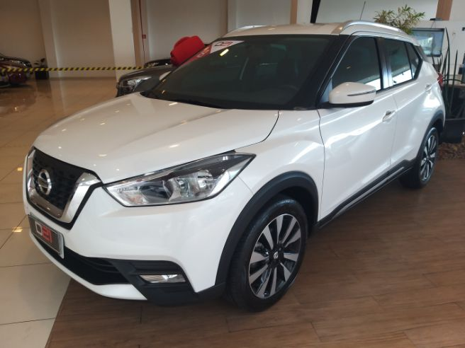 2018 Nissan KICKS 1.6 16vstart SV