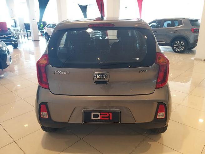 2016 Kia PICANTO 1.0 EX 12V