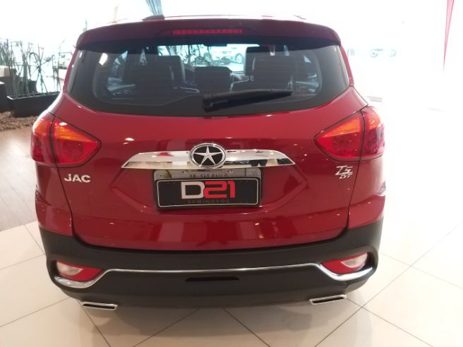 2017 Jac T5 1.5 16V Jetflex