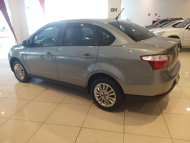 2015 FIAT GRAND SIENA 1.4 MPI Attractive 8V