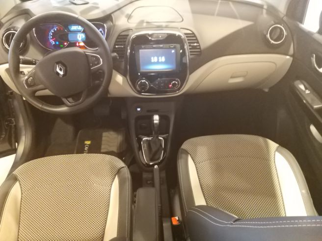 2018 Renault CAPTUR 1.6 16V SCE Intense