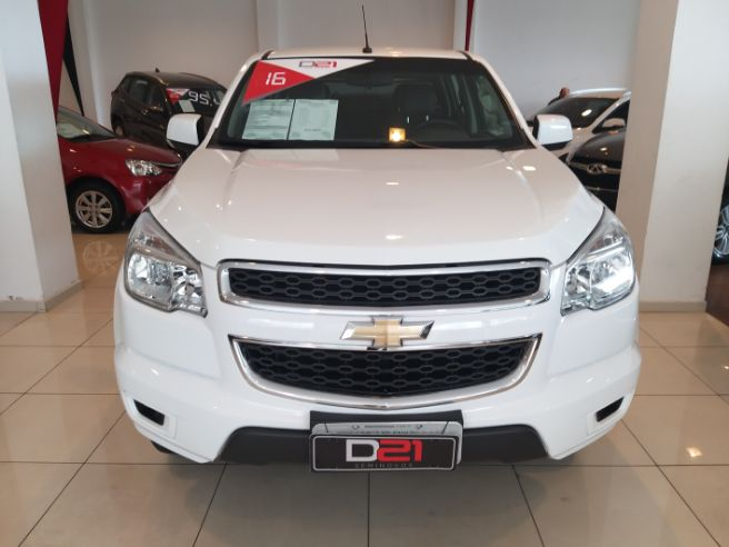 2016 Chevrolet S10 2.4 Advantage 4X2 CD 8V