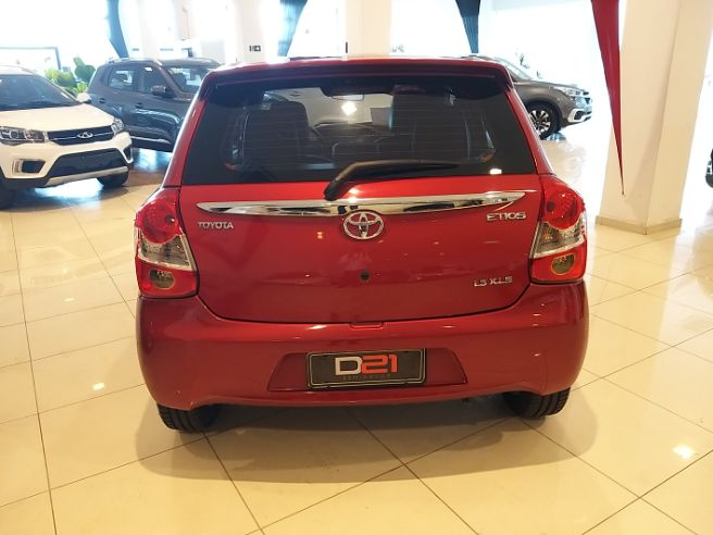 2017 Toyota ETIOS 1.5 XLS 16V
