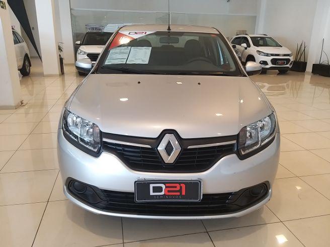 2016 Renault LOGAN 1.0 Expression 16V