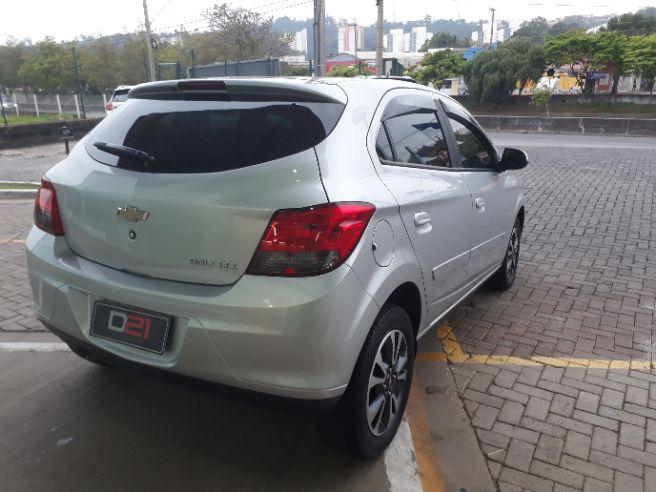 2016 Chevrolet ONIX 1.4 MPFI LTZ 8V