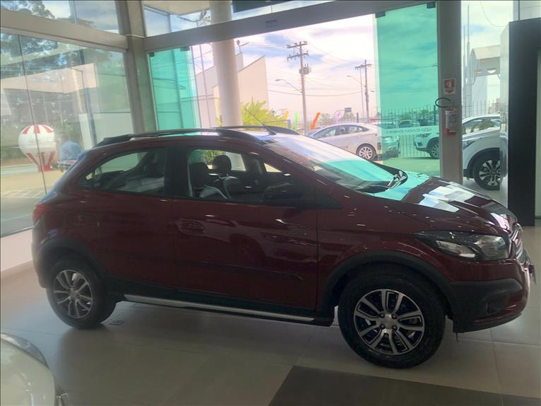 2017 Chevrolet ONIX 1.4 MPFI Activ 8V