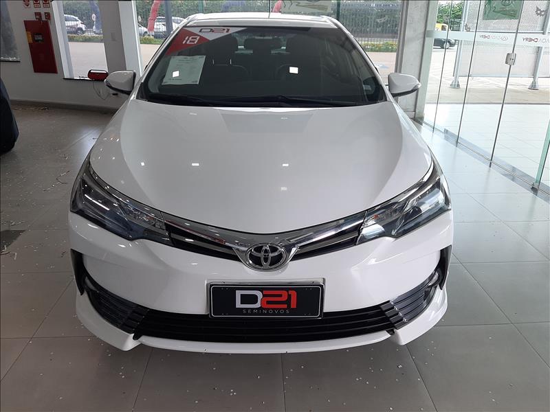 2018 Toyota COROLLA 2.0 XRS 16V