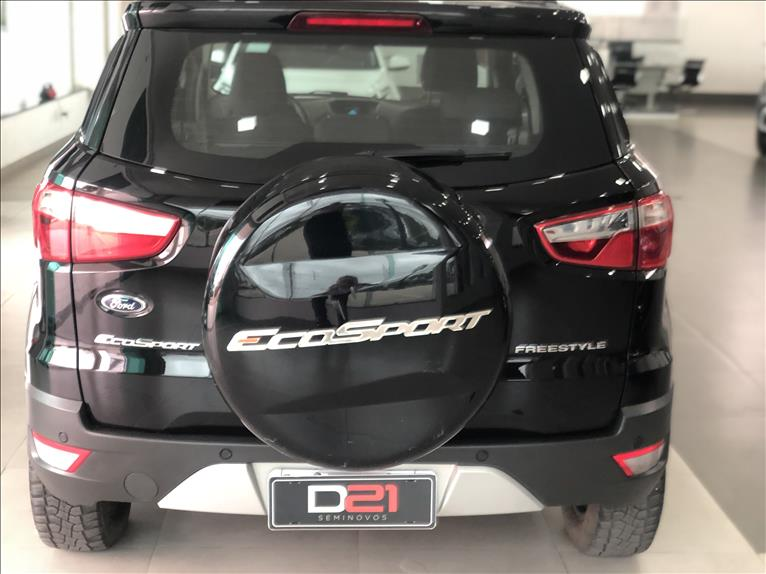 2017 Ford ECOSPORT 1.6 Freestyle 16V