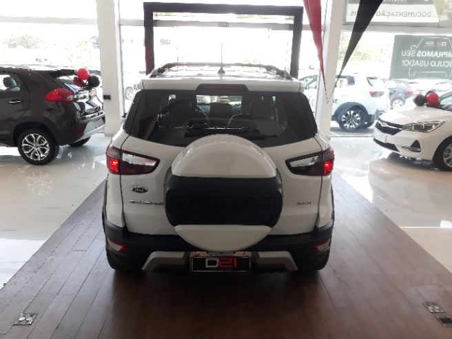 2019 Ford ECOSPORT 2.0 Direct Storm 4WD