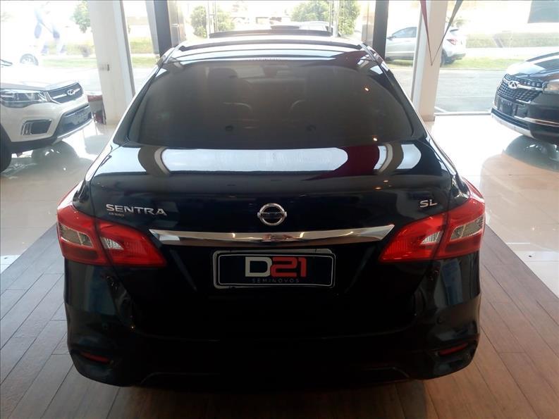 2019 Nissan SENTRA 2.0 SL 16vstart