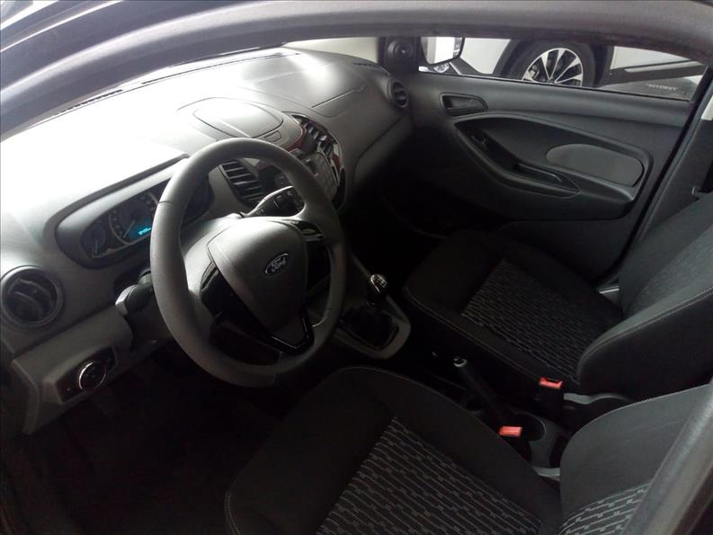 2015 Ford KA + 1.5 SE 16V