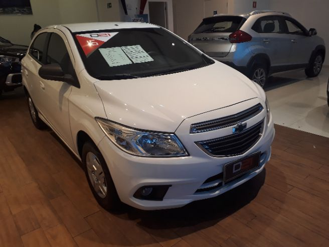 2016 Chevrolet ONIX 1.0 MPFI LT 8V