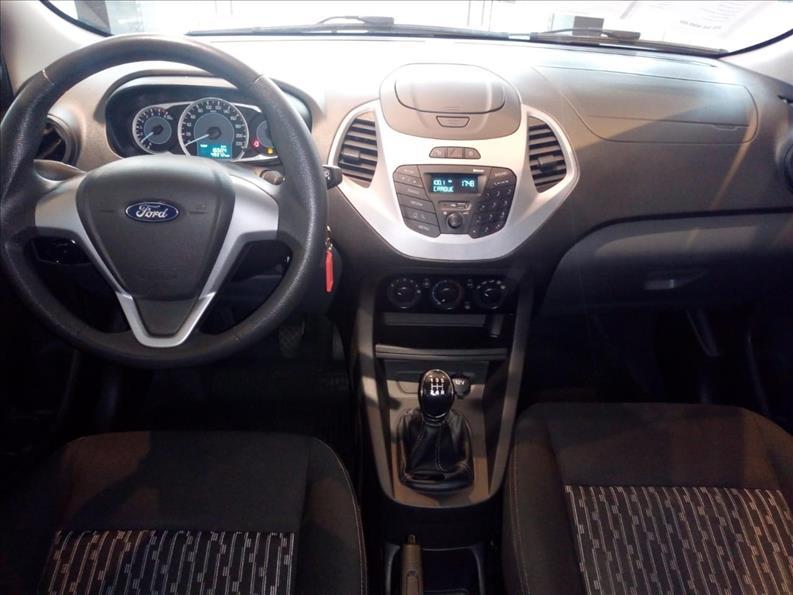 2016 Ford KA 1.0 SE 12V