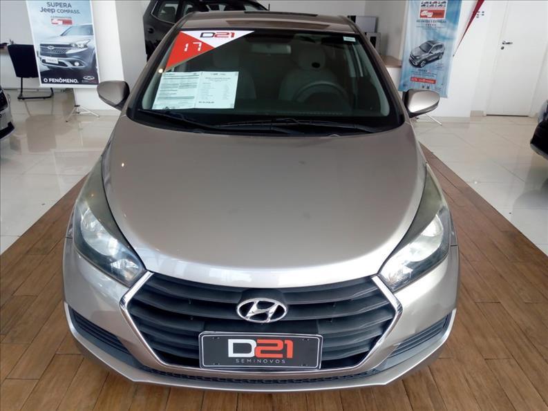 2017 Hyundai HB20S 1.6 Comfort Plus 16V