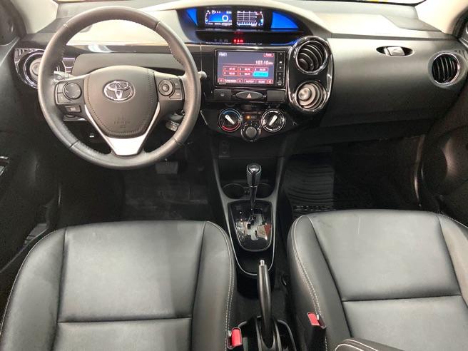 2017 Toyota ETIOS CROSS 1.5 16V