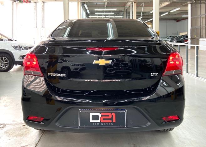 2019 Chevrolet PRISMA 1.4 MPFI LTZ 8V