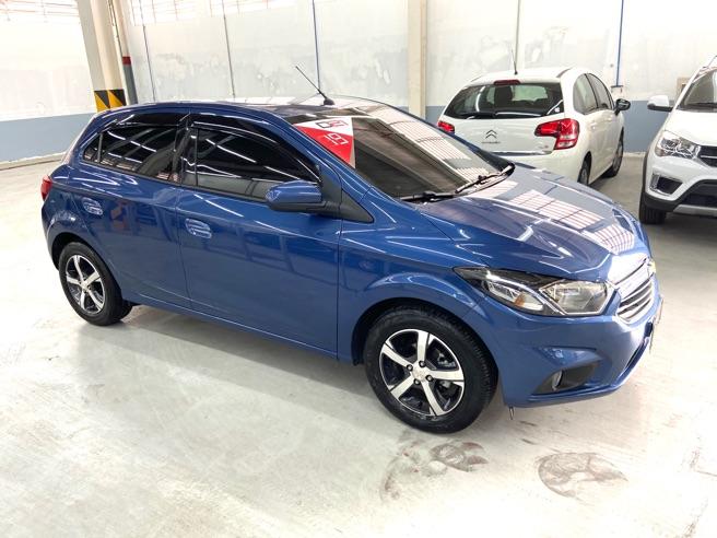 2019 Chevrolet ONIX 1.4 MPFI LTZ 8V
