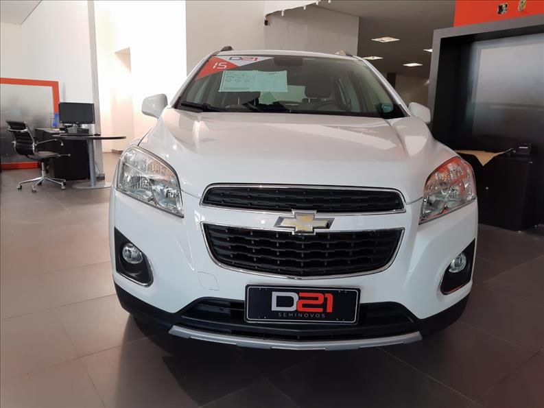 2014 Chevrolet TRACKER 1.8 MPFI LTZ 4X2 16V