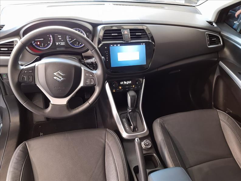 2018 Suzuki S-CROSS 1.4 16V VVT Turbo 4style Allgrip