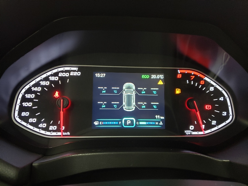 2021 Chery TIGGO 7 1.5 VVT Turbo Iflex TXS