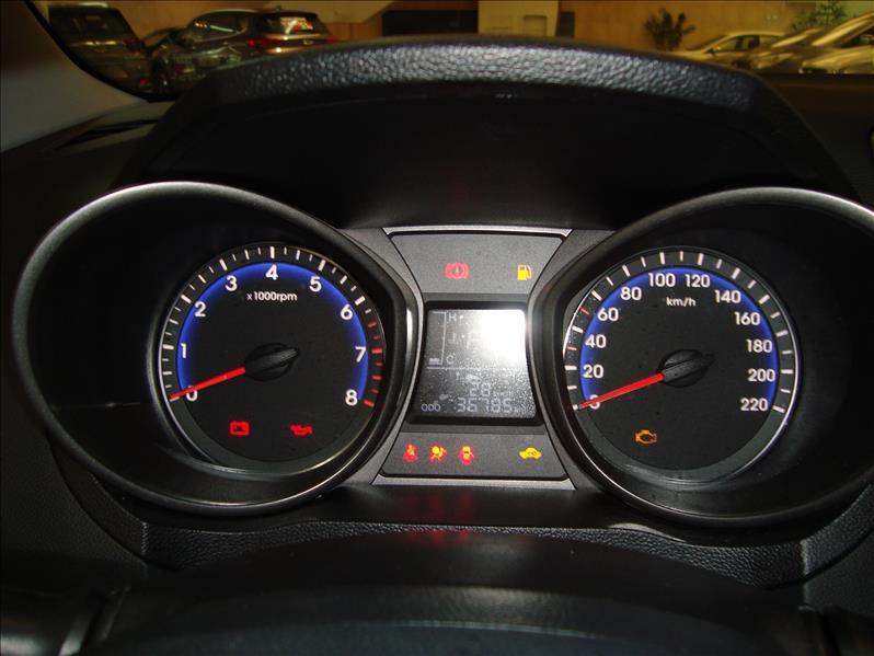 2015 Hyundai HB20 1.6 Premium 16V