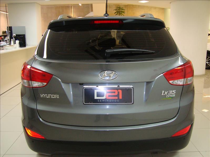 2016 Hyundai IX35 2.0 MPFI GLS 16V