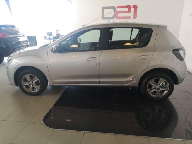 2017 Renault SANDERO 1.0 12V SCE Expression