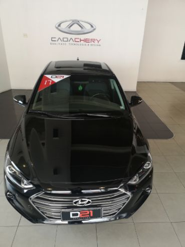 2017 Hyundai ELANTRA 2.0 16V