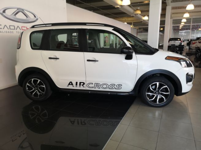 2015 Citro?n AIRCROSS 1.6 Exclusive 16V