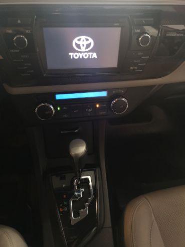2016 Toyota COROLLA 2.0 XEI 16V