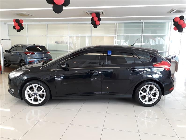 2017 Ford FOCUS 2.0 SE Plus 16V