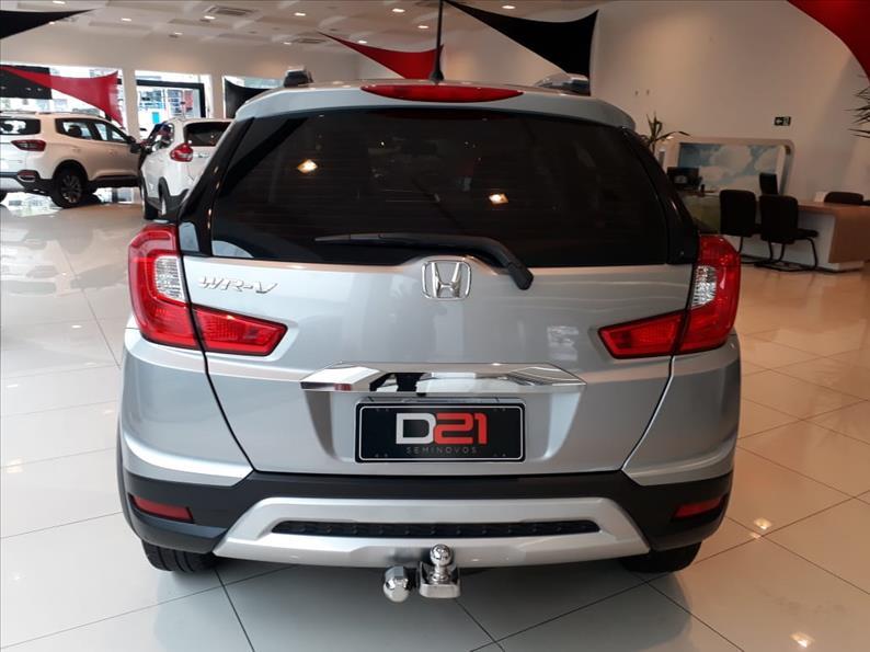 2018 Honda WR-V 1.5 16vone EX