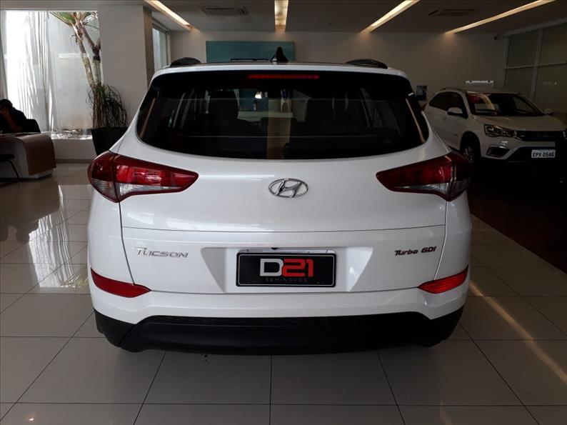2018 Hyundai TUCSON 1.6 16V T-gdi GLS