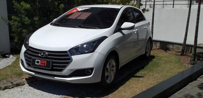 2016 Hyundai HB20 1.0 Comfort Style 12V