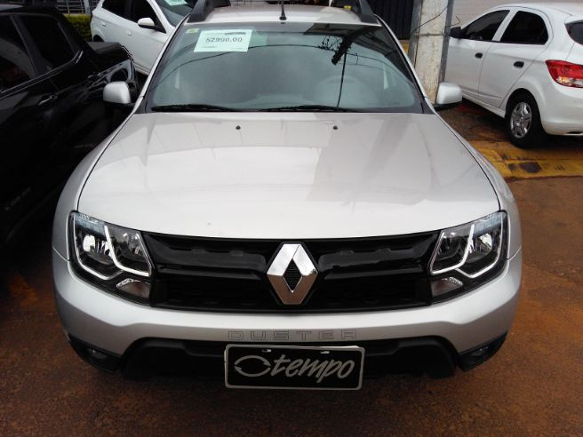 RENAULT DUSTER OROCH 1.6 16V Expression