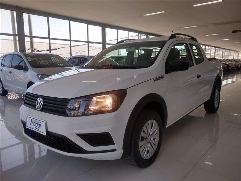 VOLKSWAGEN SAVEIRO 1.6 MSI Robust CD 8V