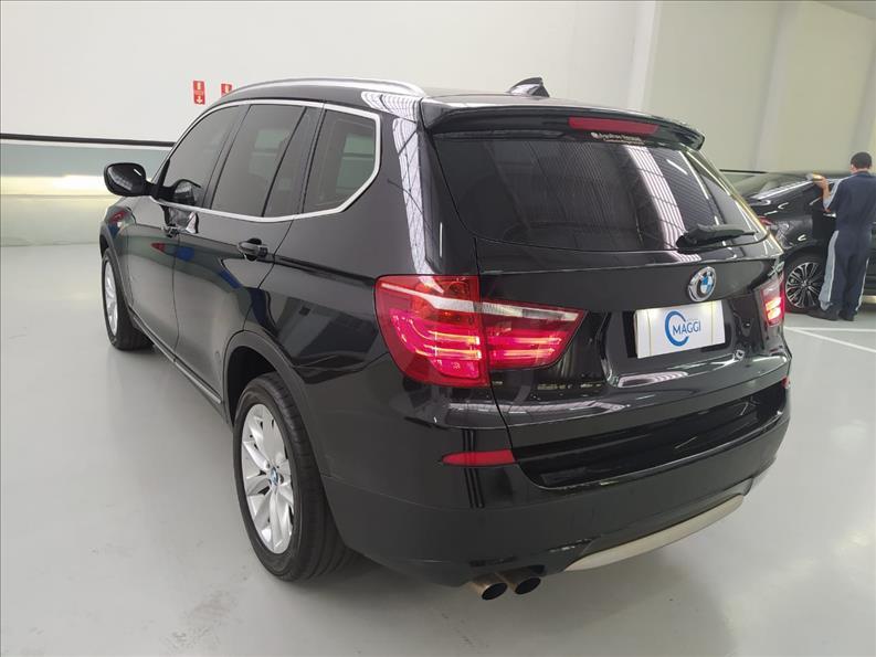 BMW X3 2.0 4X4 28I 16V