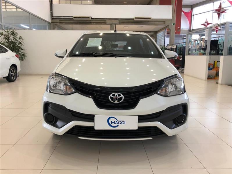 TOYOTA ETIOS 1.5 X Plus Sedan 16V