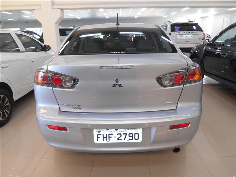 Mitsubishi  LANCER   2.0 GT AWD Sedan 16V
