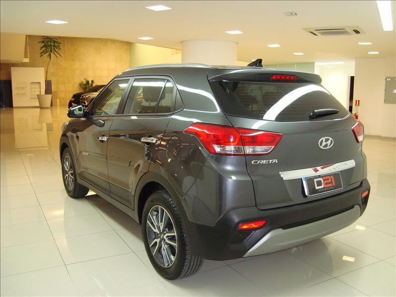 2019 Hyundai CRETA 2.0 16V Prestige