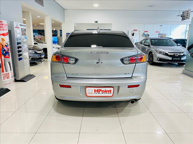 LANCER   2.0 Hl-t 16V  -      2018/2019 | 33000 km -      Gasolina | Prata