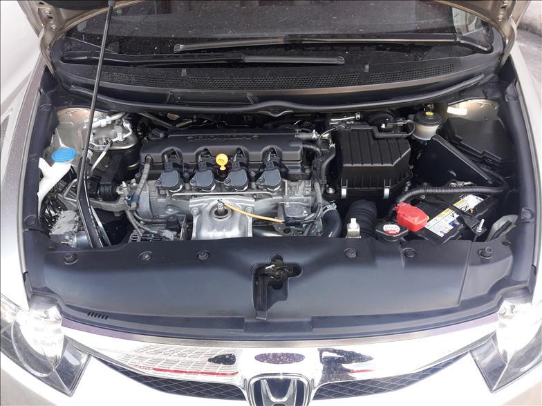 CIVIC   1.8 EXS 16V  -      2010/2011 | 54689 km -      Flex | Dourado
