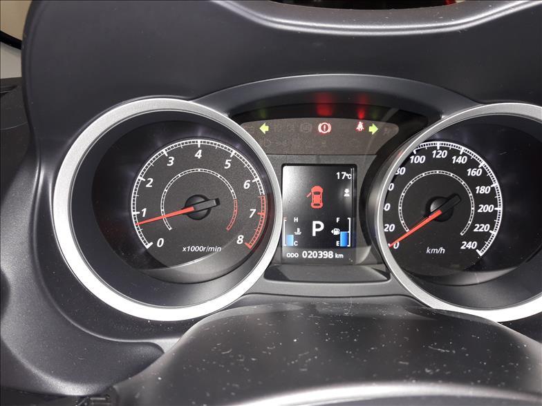 LANCER   2.0 HLE 16V  -      2016/2017 | 20398 km -      Gasolina | Cinza