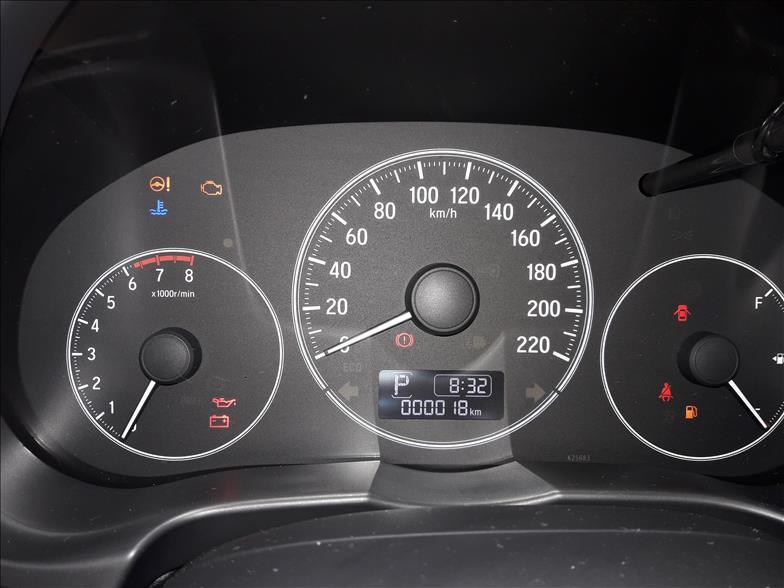 CITY   1.5 LX 16V  -      2019/2019 | 181 km -      Flex | Preto