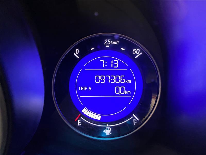 FIT   1.5 EX 16V  -      2016/2017 | 97000 km -      Flex | Cinza
