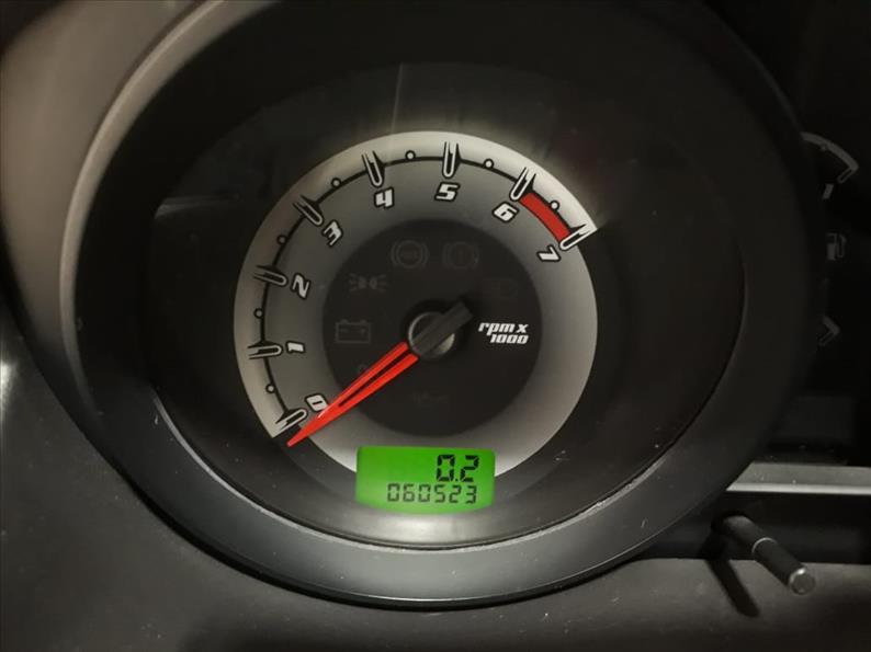 FIESTA   1.6 Rocam Hatch 8V  -      2013/2013   60000 km -      Flex   Prata