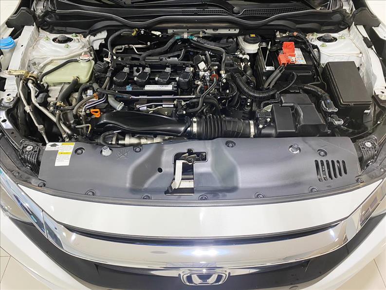 CIVIC   1.5 16V Turbo Touring  -      2016/2017 | 66000 km -      Gasolina | Branco