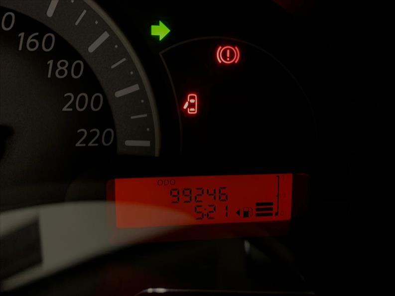 MARCH   1.0 S 16V  -      2012/2013 | 99000 km -      Flex | Prata