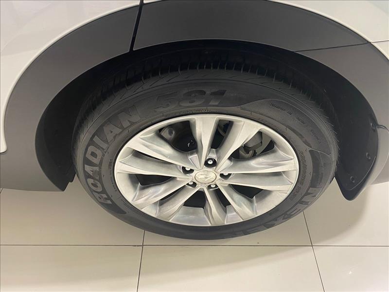 SANTA FÉ   3.3 MPFI 4X4 7 Lugares V6 270cv  -      2017/2018 | 57000 km -      Gasolina | Prata