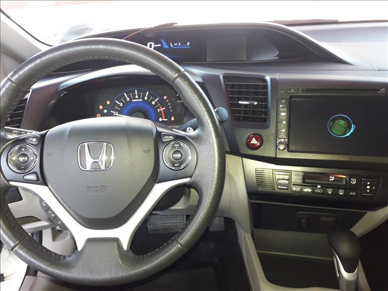 CIVIC   2.0 LXR 16V  -      2015/2016 | 93000 km -      Flex | Branco